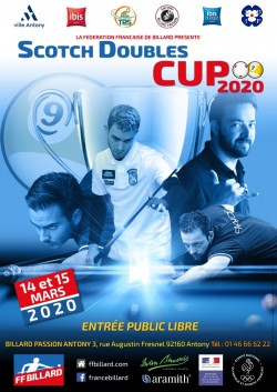 AMERICAIN SCOTCH DOUBLES CUP 2020