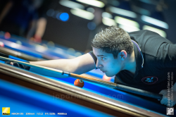 Billard américain : championnats d'Europe Juniors
