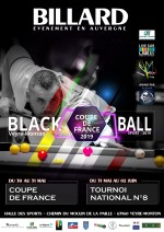 BLACKBALL - COUPE DE FRANCE ET 8E TOURNOI NATIONAL À VEYRE-MONTON