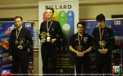 FINALE FRANCE JUNIOR AMERICAIN ET FINALE FRANCE SNOOKER 2019 ARGENTEUIL