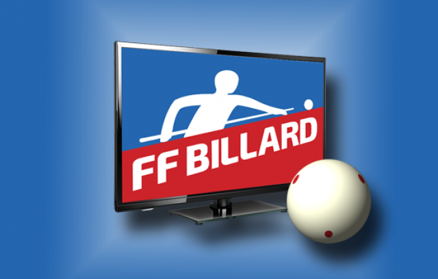 LA WEB TV FFBillard